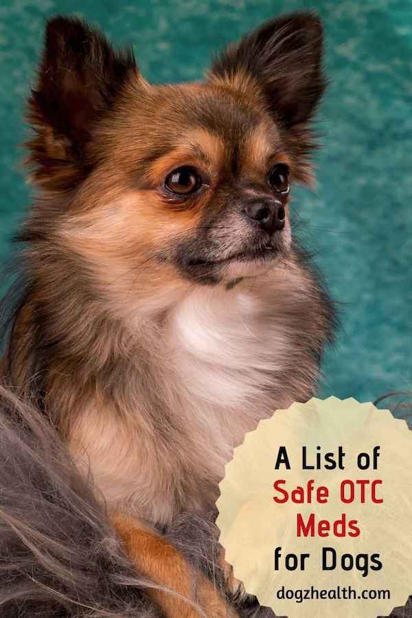 OTC Meds for Dogs